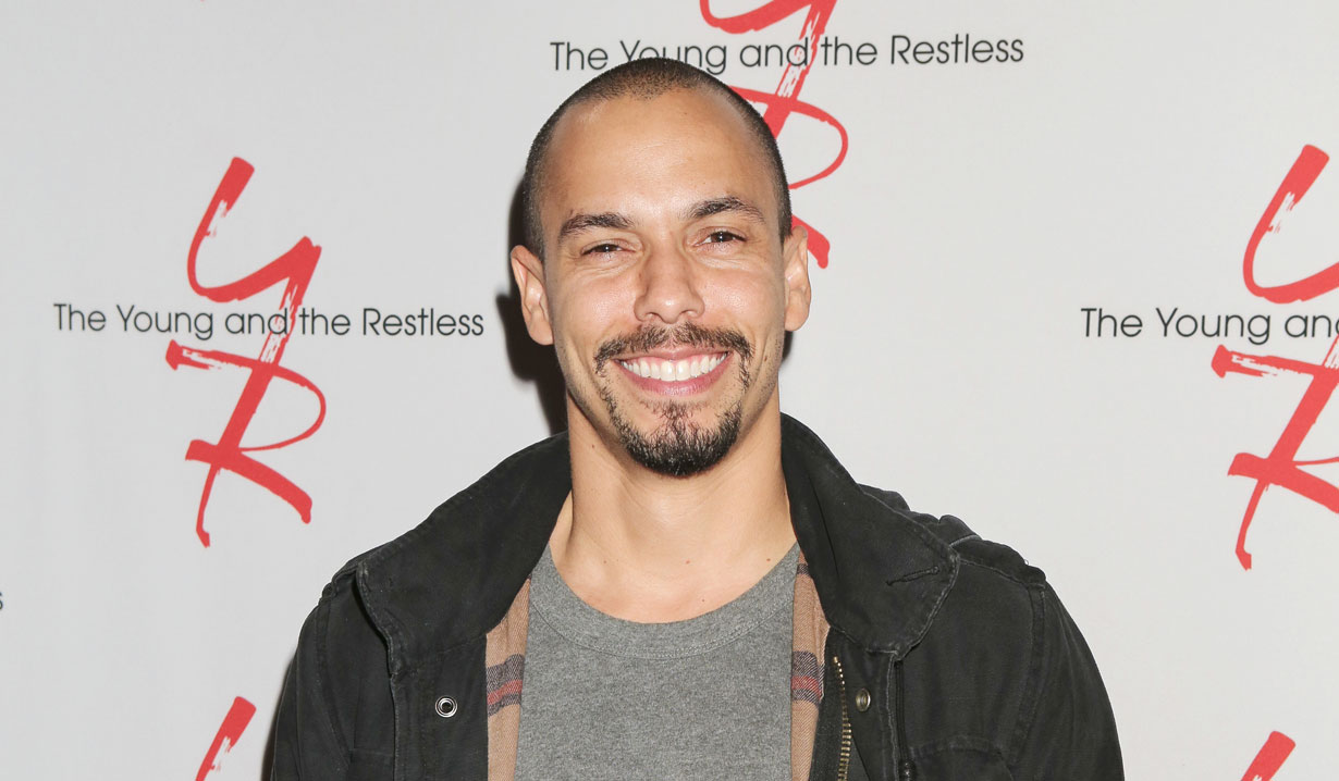 bryton james 2019 supporting actor young and the restless