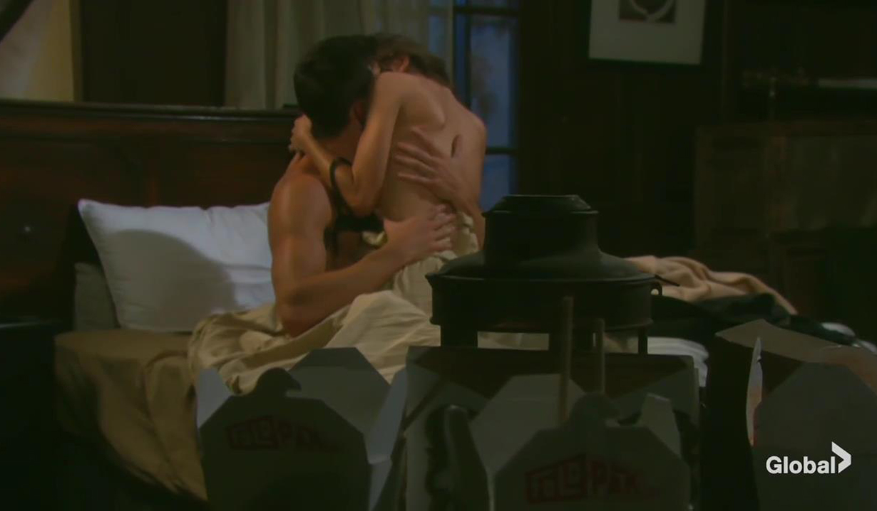 CIN Sex in cabin days of our lives