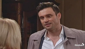 Cane asks Traci for help on Young and Restless