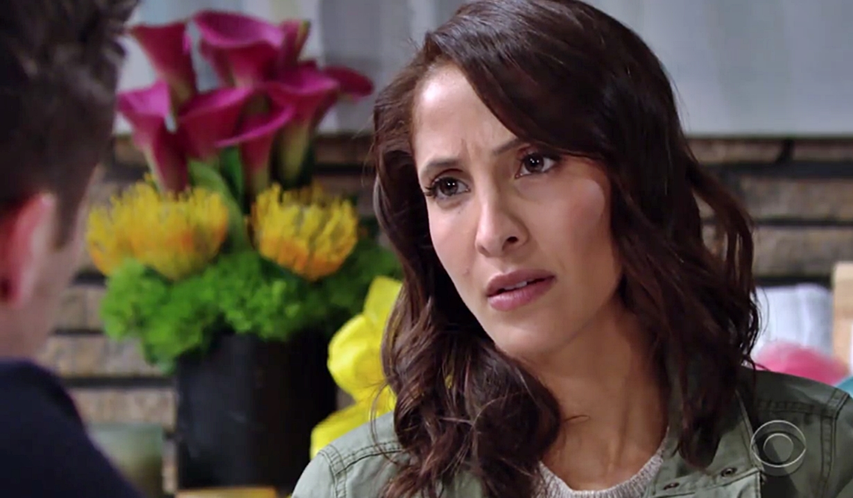 Cane pleads with Lily to hear him out on Young and Restless