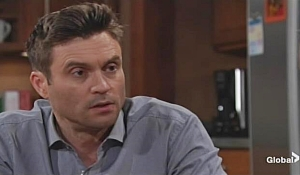 Cane talks to Traci on Young and Restless