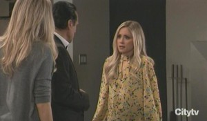 Lulu tells Sonny and Carly that Dante is gone General Hospital