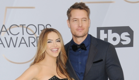 Chrishell Justin Hartley young and the restless