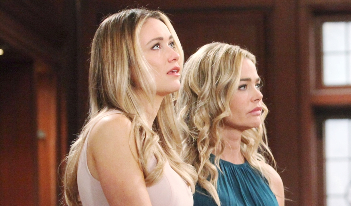Bold and the Beautiful News: Deconstructing B&B: Feeling Over 'The Flo Show' | Soaps.com