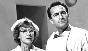 Shot from General Hospital 1963