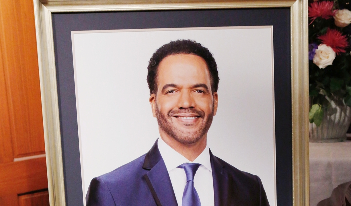 Neil Winters portrait on Young and Restless