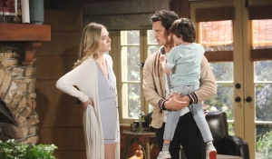 Bold and the Beautiful Recap: Wyatt & Sally Urge Liam to Visit Steffy | Soaps.com