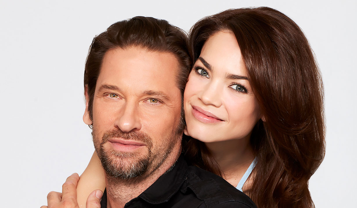 Howarth and Herbst from General Hospital