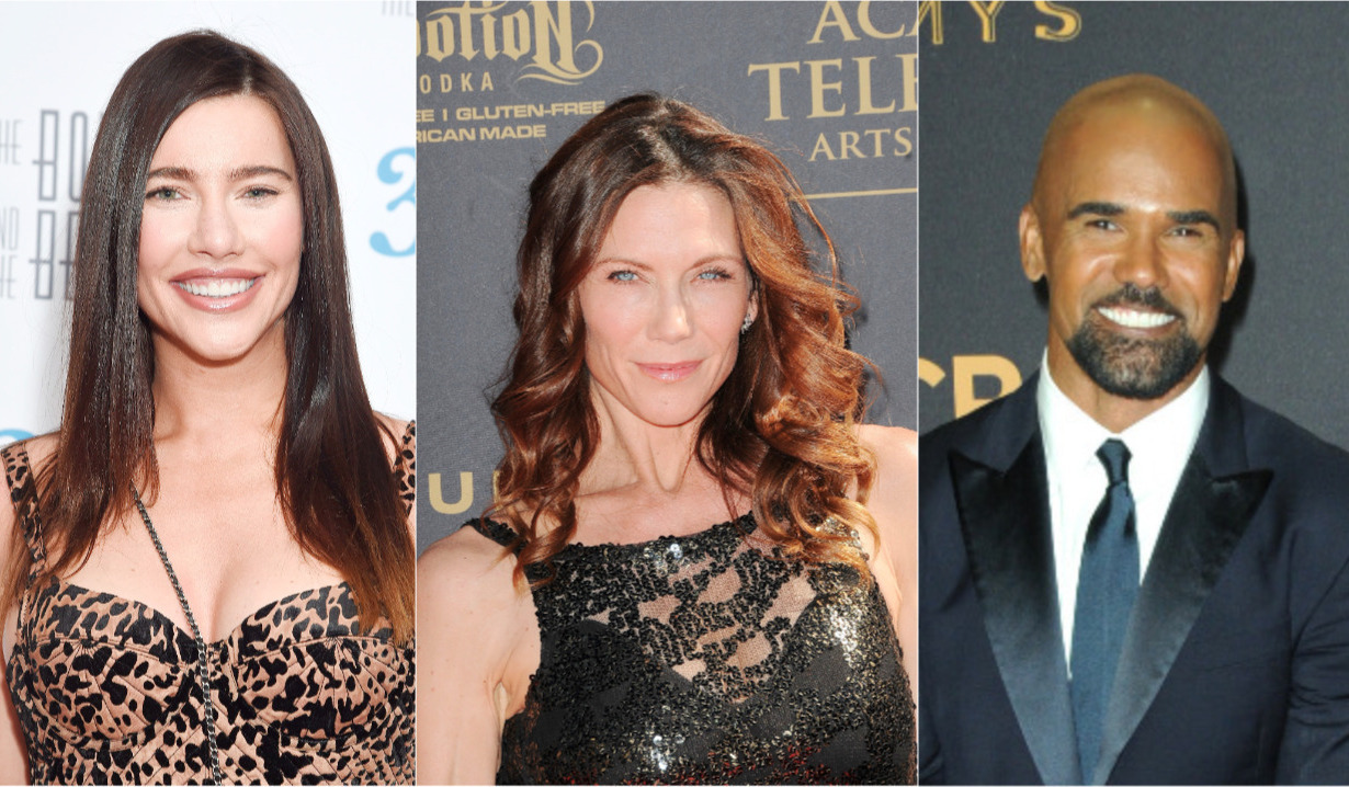 Jacqueline Wood, Stacy Haiduk, Shemar Moore soaps news days of our lives general hospital the young and the restless the bold and the beautiful