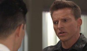 Jason realizes Brad is in DoD General Hospital