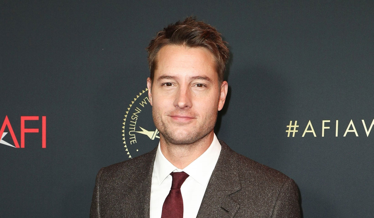 Justin Hartley in The Exchange Young and the Restless