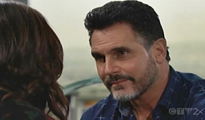 Bill proposes to Katie on Bold and Beautiful