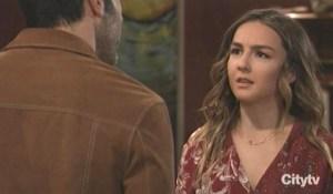 Kristina asks Shiloh about teh ceremony General Hospital