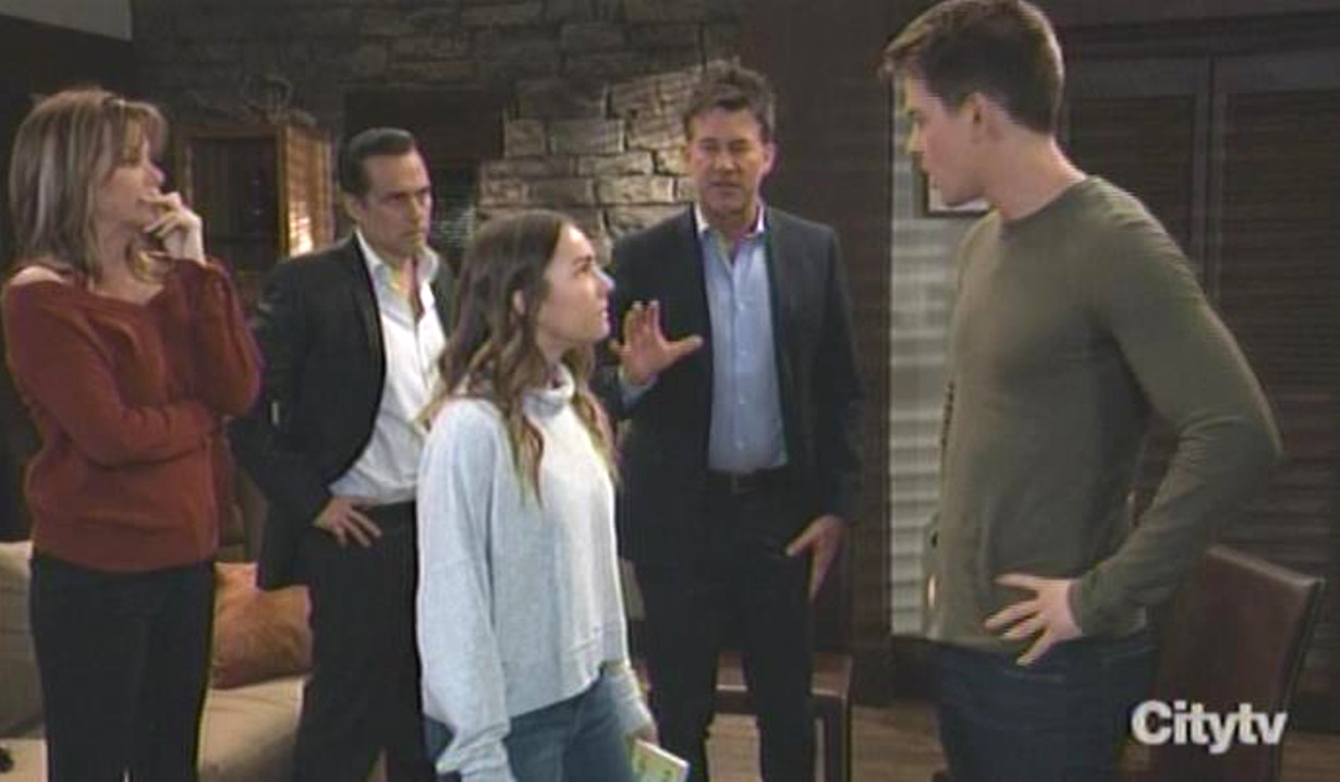 Kristina refuses to listen to her family General Hospital
