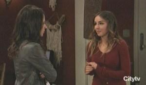 Kristina tells Sam about Harmony General Hospital