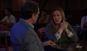 Kevin and Laura plot on General Hospital