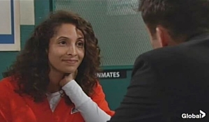Lily divorcing Cane on Young and Restless