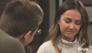 Michael asks Kristina to go home with him General Hospital