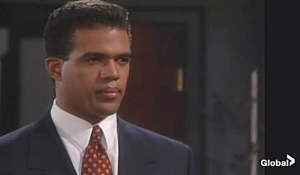 Neil and Malcolm flashback on Young and Restless