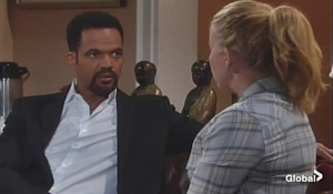 Neil Nikki flashback on young and restless