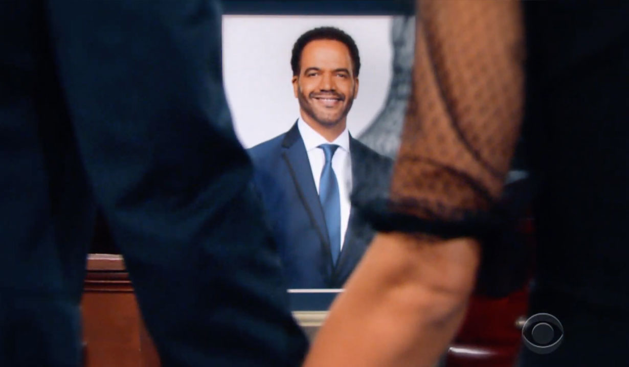 Neil Winters tribute on Young and the Restless