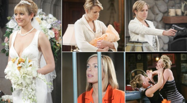 Nicole Walker on Days of our Lives