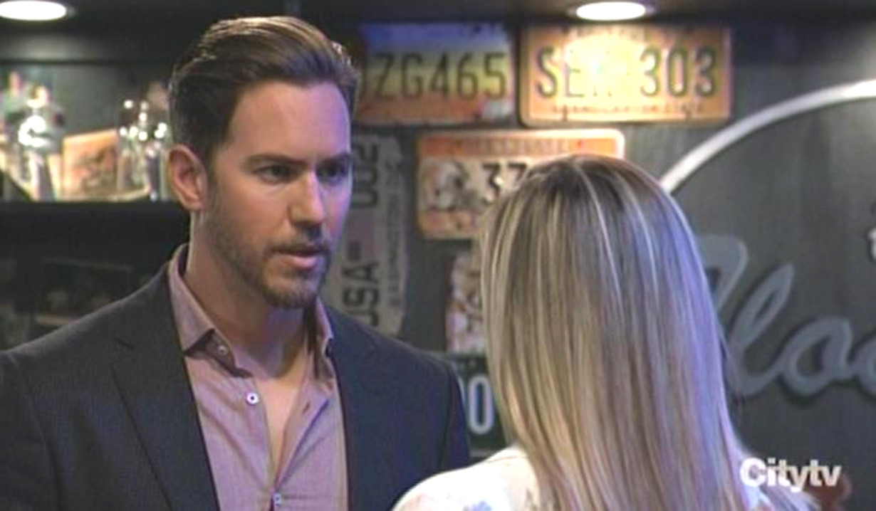 Peter and Maxie discuss their feelings General Hospital