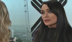 Quinn questions Shauna on Bold and Beautiful