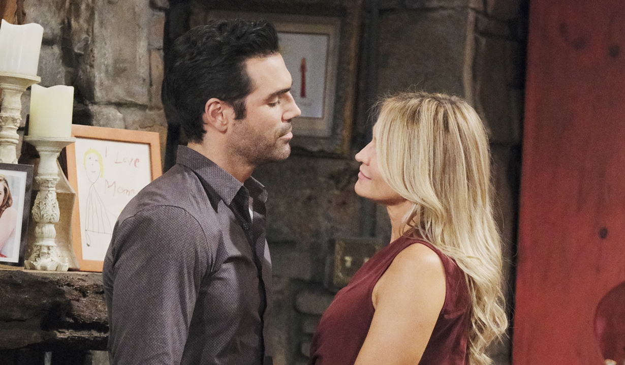 Sharon stands by Rey on Young and Restless