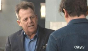 Scott and Franco catch up general hospital