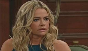Shauna's shocked on Bold and Beautiful