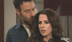 Shiloh reassures Sam General Hospital