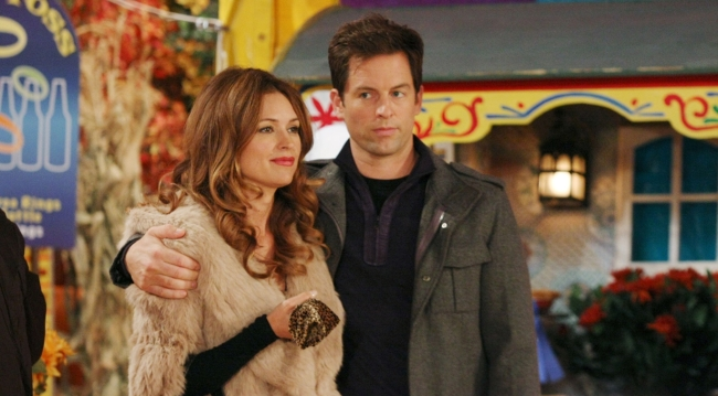 Skye and Adam on Young and Restless