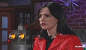 Tessa wants feedback on Young and Restless