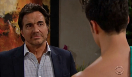 Thomas opens up to Ridge on BOld and Beautiful