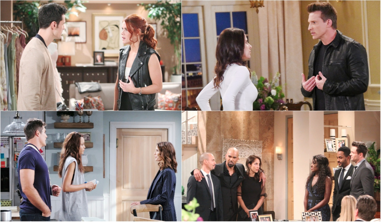 4-28-19 spoilers for bold and beautiful days of our lives general hospital young and restless