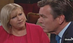 Traci talks to Jack on Young and Restless