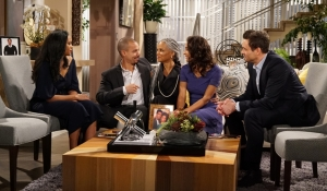 Mishael Morgan Bryton James Victoria Rowell Christel Khalil Daniel Goddard Young and Restless Tribute
