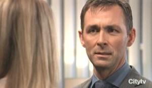 Valentin tells Nina that Liesl has something on him General Hospital