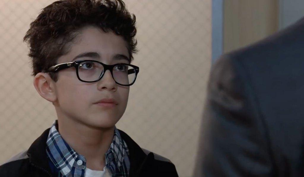 Valentin warns Spencer on General Hospital