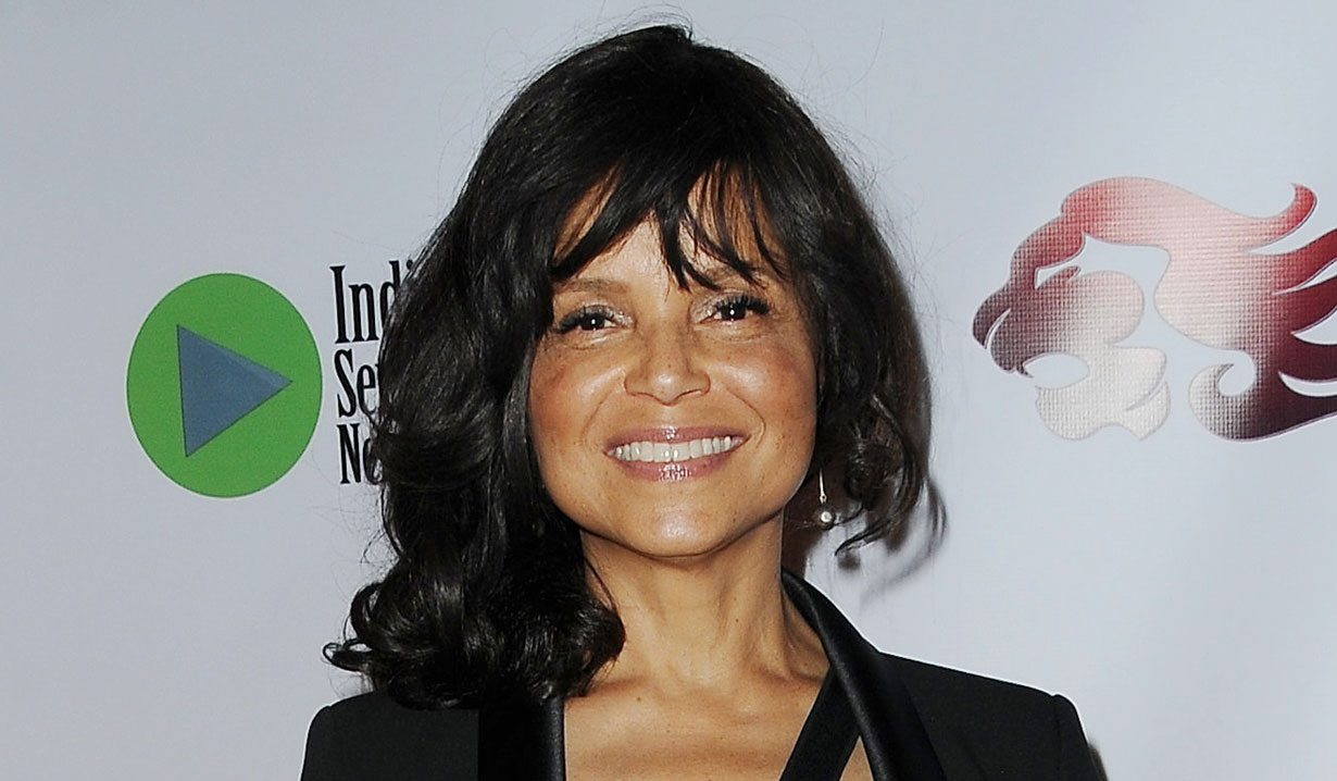 Victoria Rowell of The Young and the Restless