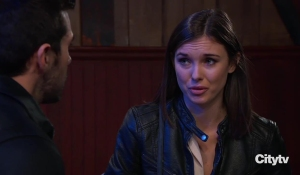 Willow tells Michael and Chase about Dawn of Day General Hospital