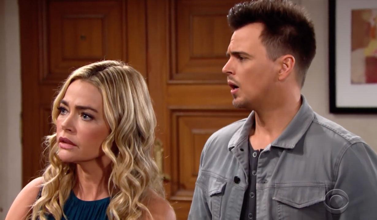 Shauna's revelation stuns Wyatt on Bold and the Beautiful