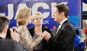 adrienne officiates jack and eve wedding days of our lives