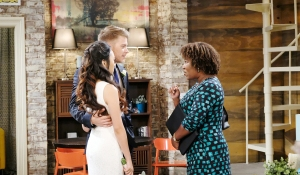 smith talks to tripp and haley days of our lives