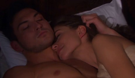 ben and ciara make love for the first time on days of our lives