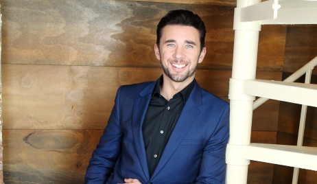 Billy Flynn Days of our Lives photoshoot