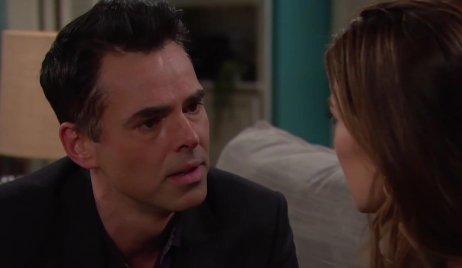 victoria can't give billy answer proposal young and restless