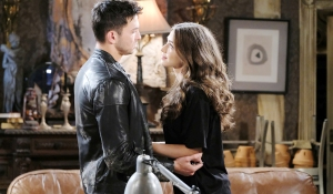 ben and ciara at his home days of our lives