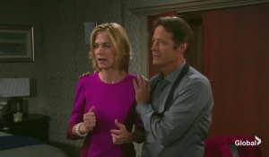eve and jack at inn days of our lives